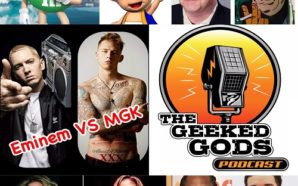 The Geeked Gods-Rap Feuds and Dick Jokes