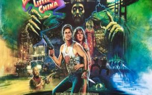 The This Ain't Right Movie Podcast-Big Trouble in Little China