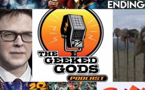 The Geeked Gods Podcast-Oh Captain, My Captain