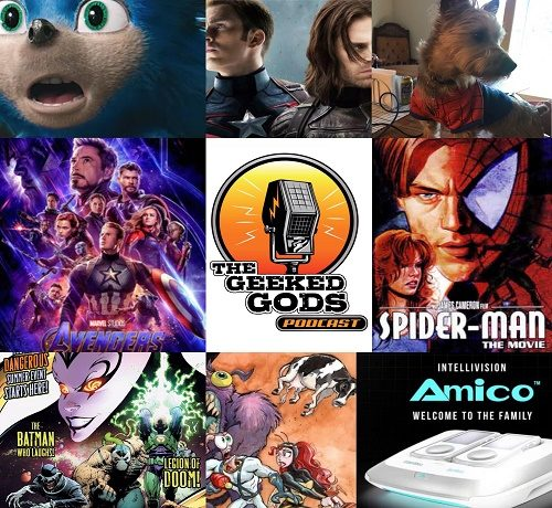 thegeeked gods podcast Peter Barker survives the snap website