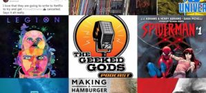 The Geeked Gods Podcast Bad Puns Donkey Sauce