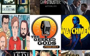 The Geeked Gods Podcast-This is the End…. Of the Year…